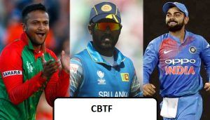 Upcoming Tri Series India Vs Bangladesh and Srilanka Schedule