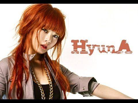 Beautiful Hyuna