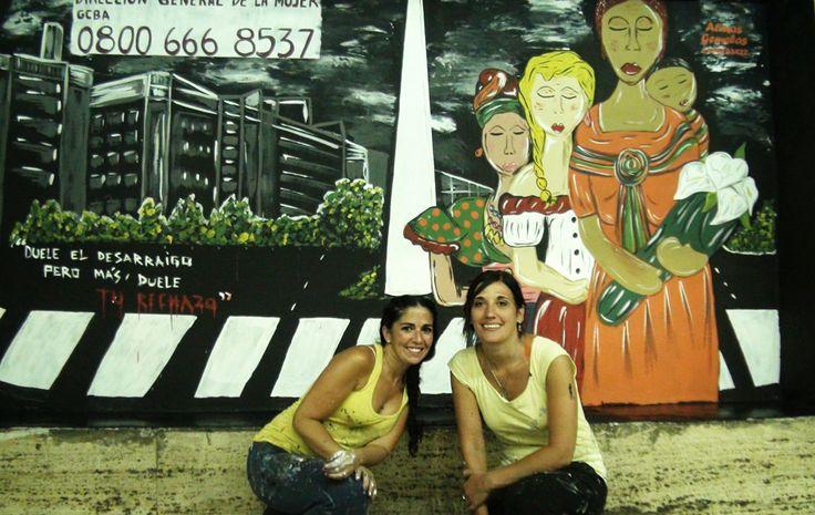 Muralistas de Alma Gemela