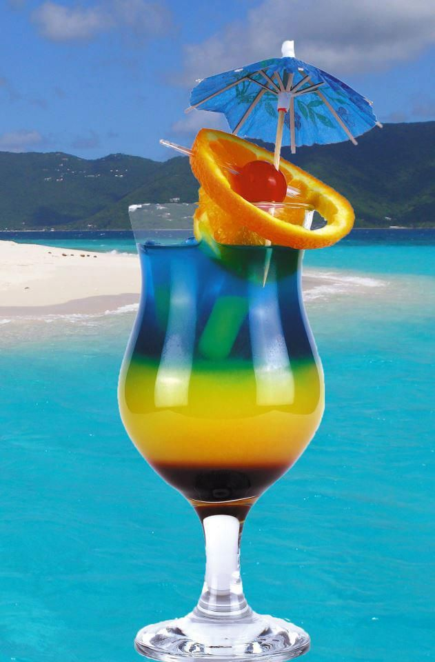 paradise in a glass