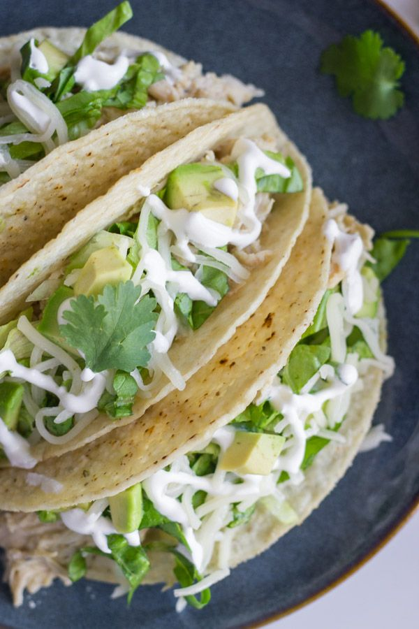 This looks amazing! Five simple ingredients plus your crockpot and dinner is done!