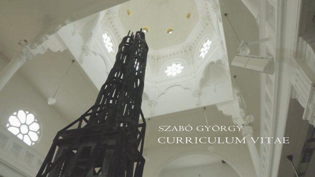 Szabó György - Curriculum Vitae