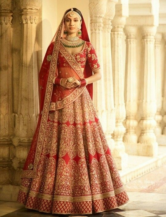 Devi by Sabyasachi Mukherjee | Bridal Couture 2017 #indianfashion