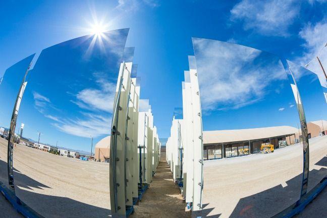 INTERVIEW: NRG Energy CEO David Crane on the Ivanpah Solar Plant