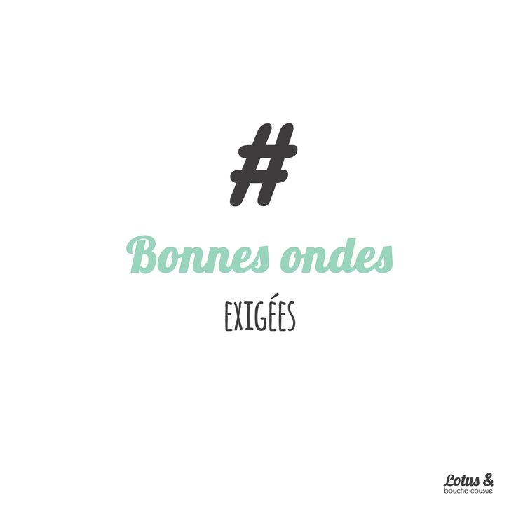 Pinned by www.latourstudio.etsy.com Ondes #citation
