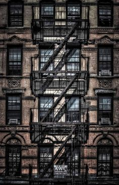 Exploring Architecture in #nyc