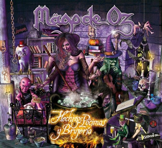 """H2Oz"" by Mägo de Oz was added to my Favoritos playlist on Spotify"