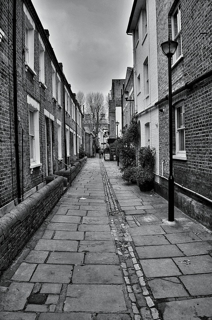 Greenwich, London. Check out the local landscape.