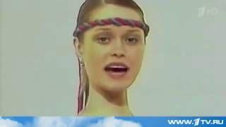 Зарядка в стиле диско:  Ритмическая гимнастика в СССР