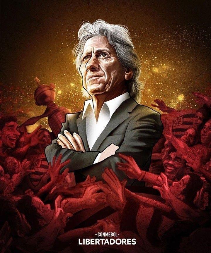 J.JESUS TÉCNICO DO FLAMENGO! em 2020 | Flamengo campeão da ...