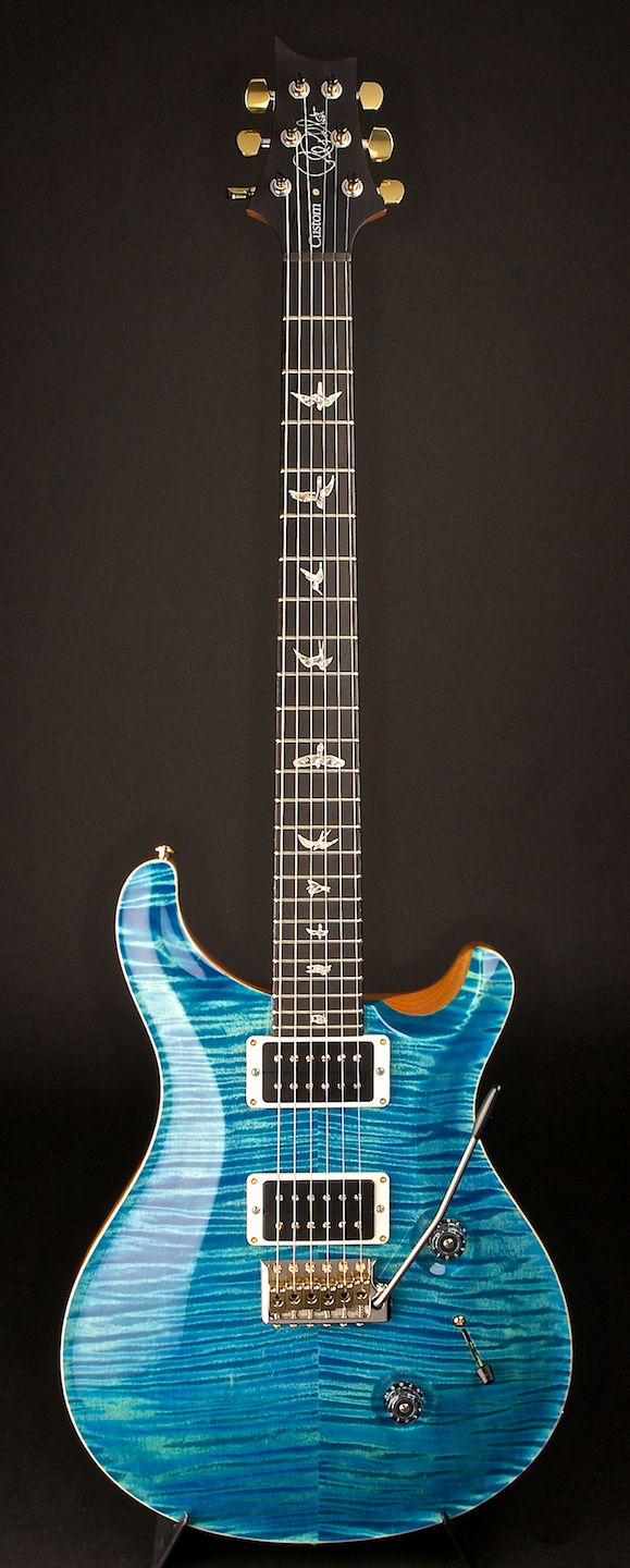 PRS Artist Package Custom 24 Custom Colour Pattern Thin Hybrid Hardware | World Guitars