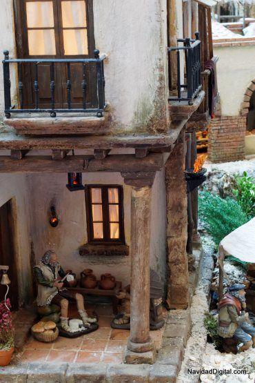 Belén de Sol, Casa de Correos (Madrid, 2014) | El blog de Navidad Digital