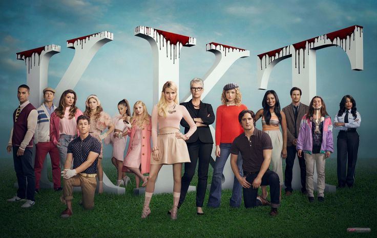 Scream Queens season 1 promo: