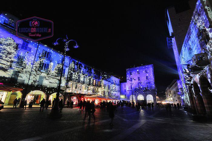 """Como a Natale: le luci del """"Magic Light Festival"""" (VIDEO)"""