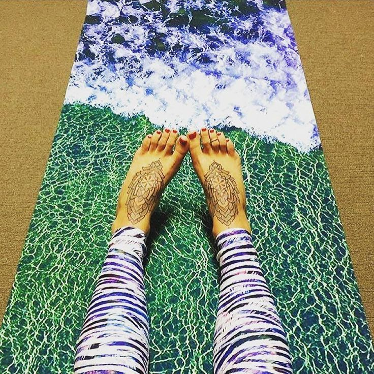 Loving these amazing yoga mats from @praia.com.au #localnsw #buylocal #shoplocal