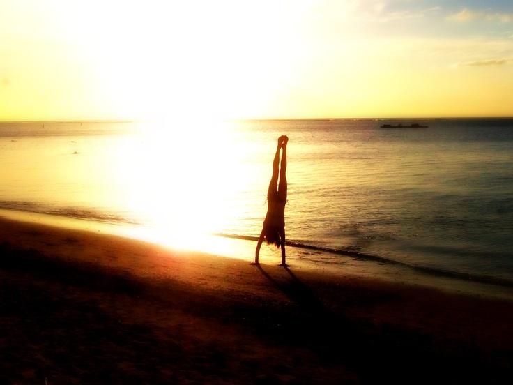 mauritian sunsets