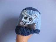 Schemi uncinetto: Cappellino da maschietto per l'inizio della primavera - Corredino a maglia e uncinetto - NostroFiglio.it