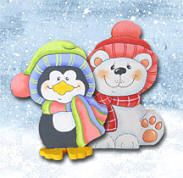 Penguins and Polar Bears Download