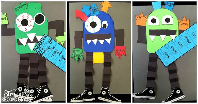Monster Craft with Even and Odd Numbers, Place Value