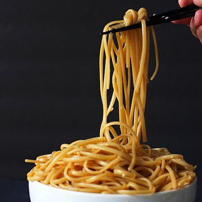 Hibachi Noodles @keyingredient