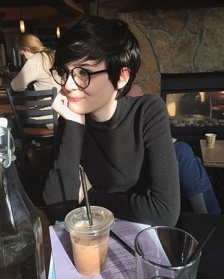 42 Popular Short Pixie Hair