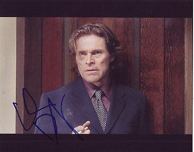 WILLEM DAFOE signed THE BOONDOCK SAINTS 8x10 photo Paul Smecker PROOF W/COA #9 - Autographed NFL P @ niftywarehouse.com #NiftyWarehouse #BoondockSaints #NormanReedus #Film #Movies #CultMovies #CultFilms