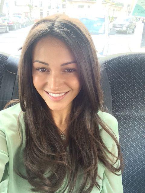 Michelle Keegan - Natural Beauty