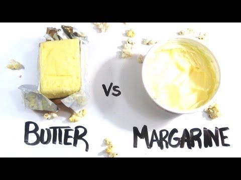 Science Shows the Difference Between Butter and Margarine