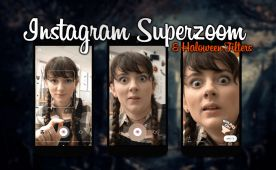 With Halloween just around the corner, Instagram has picked the perfect time to launch their newest video feature. Superzoom! If you're unfamiliar with feature by name, we've attached a little snippet of exactly what it is inside this article, plus a full run-down on where to find it and as usual, how to use it.  ✅ #scary #Halloween #Halloween2017 #Instagram +Downloadsource.net