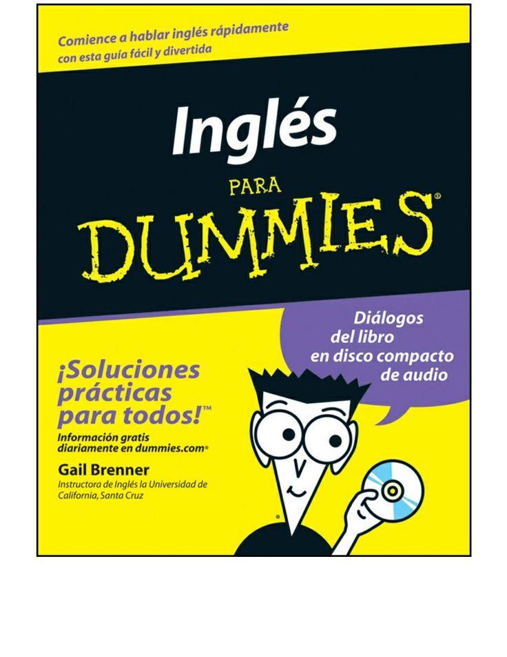 Inglés Para Dummies Personal finance for dummies, Stock