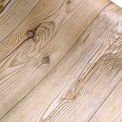 Vintage Brown Wood Panel Pattern Contact Paper Self-adhesive Peel-stick Wallpaper