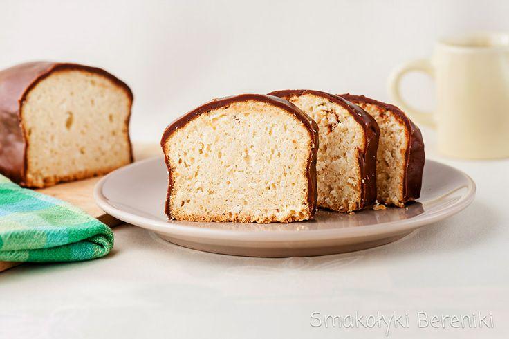 babka kokosowa na białkach