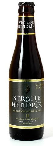 BRUGSE STRAFFE HENDRIK QUADRUPEL: VERY STRONG BELGIAN ALE http://www.beerz.co.nz/beers-in-new-zealand/brugse-straffe-hendrik-quadrupel-very-strong-belgian-ale/ #nzbeer #newzealand #beer