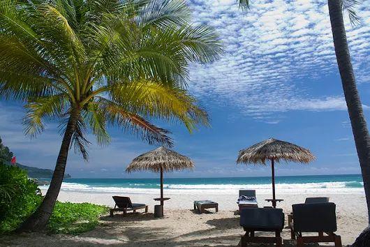 Пляж Панси (Pansea Beach), о.Пхукет, Таиланд (8 фото) - HolaPlaya