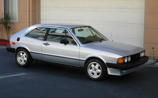 Classic Preppy Cars Of The Volkswagen Scirocco Preppy Is