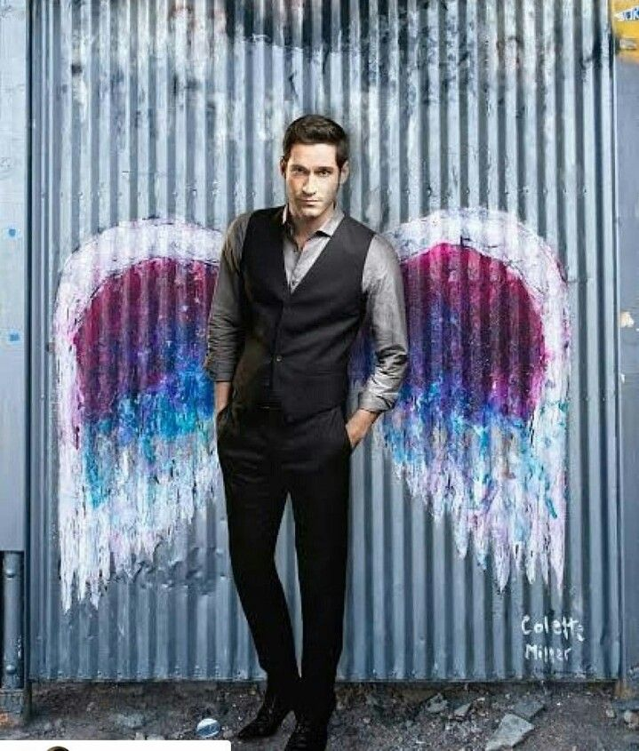 134 Best Images About Tom Ellis & Lucifer Series On