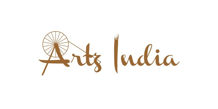 We have been receiving many mails & requests to explain Artzindia's Logo, why we opted this and what kind of message we intend to communicate?