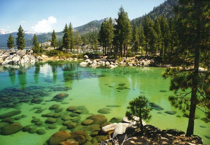 Lago Tahoe, Nevada