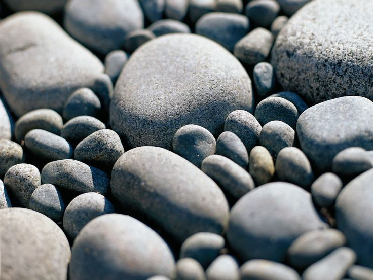 Eco Outdoor Anvil pebbles. Eco Outdoor | Pebbles | livelifeoutdoors | Outdoor Design | Natural stone flooring | Garden design | Outdoor paving | Outdoor design inspiration | Outdoor style | Outdoor ideas | Paving ideas | Garden ideas | Natural stone paving | Floor tiles | Outdoor stone