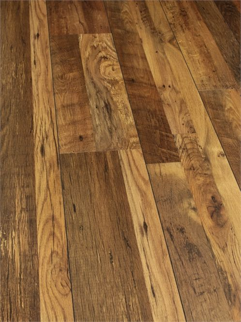 8mm Bourbon Oak Laminate Flooring