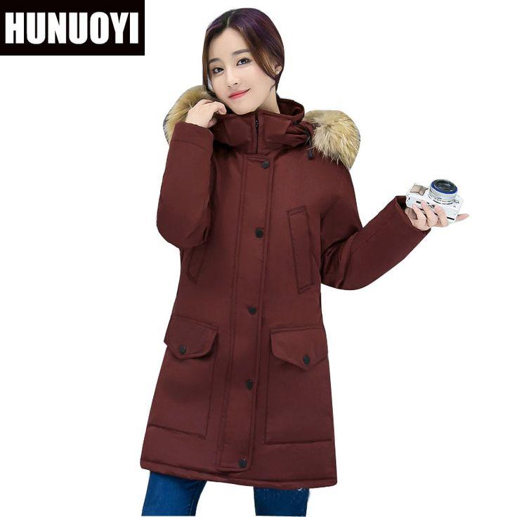 Pas cher Femme en hiver vêtements Marque Canadienne, vers le bas Veste Noir, remplir Oie Taille M XXL Livraison Gratuite HN41, Acheter  Parkas de qualité directement des fournisseurs de Chine:
