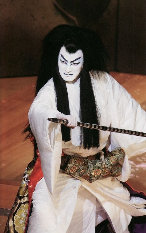 Japanese classical theater, Kabuki 歌舞伎