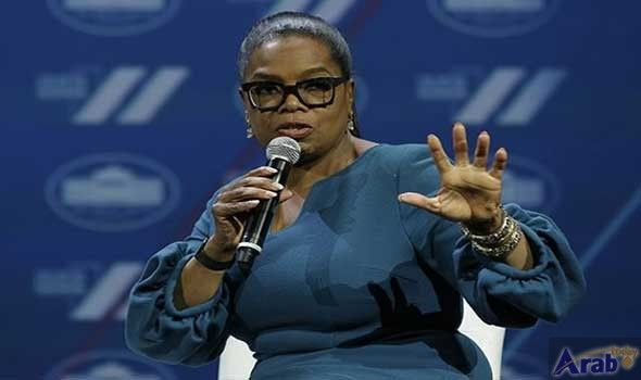 Oprah Winfrey conquers acting fears