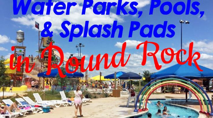 We have found all the water parks, pools, & Splash Pads in Round Rock, Texas. Updated hours and pricing for places to stay cool in Round Rock this summer