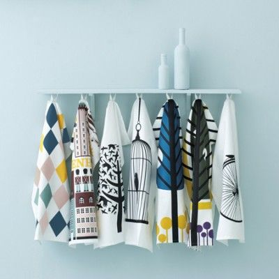 TEA TOWELS FROM DENMARK