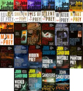 John Sandford - Prey series