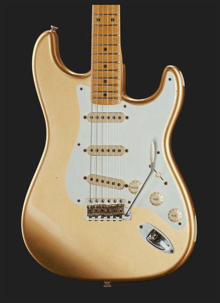 Fender 1958 Relic Stratocaster AG - Thomann France