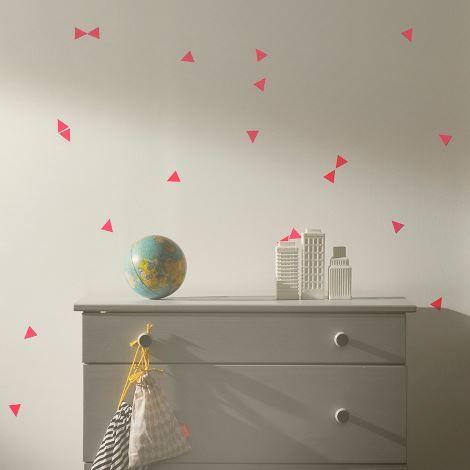 Mini Triangles Wallsticker Ferm Living