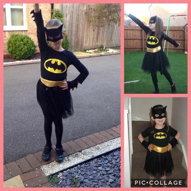 24 best diy kids fancy dress party ideas world book day images easy homemade batgirl superhero outfit from felt and an old halloween costume skirt fancy dress party ideaskids solutioingenieria Images