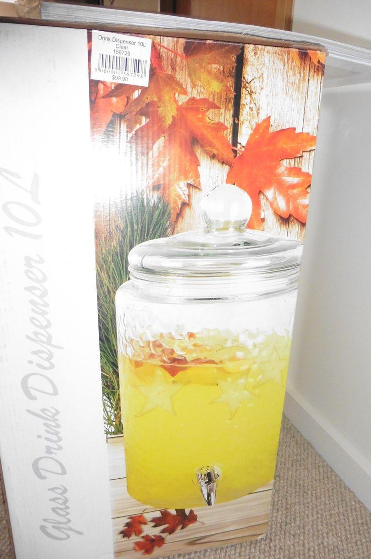 Enter to win: Glass Drink Dispenser (10 litres)   http://www.dango.co.nz/s.php?u=MesScnXr2684